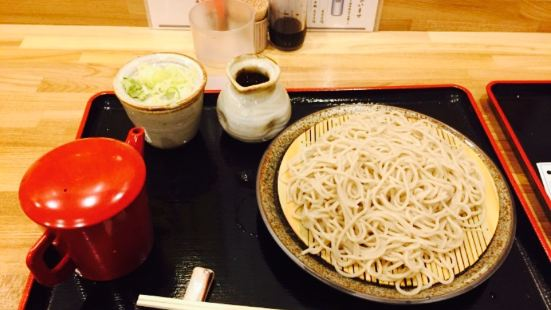 Soba Charcoal Grilled Chicken Yakumo