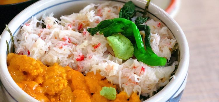 Hakodate Bukkake Seafood Restaurant