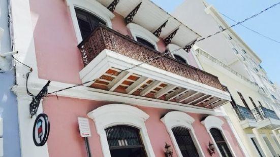 Senor Paleta Viejo San Juan