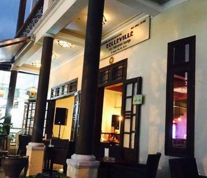 Belleville restaurant