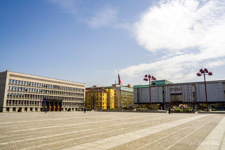 盧布亞納共和國廣場1
