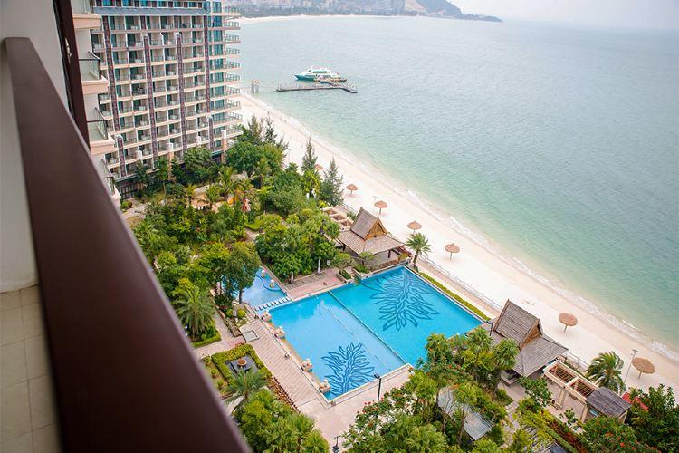 Xunliao Bay Deze Garden Hotel Beach1