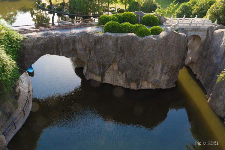 環城公園琥珀潭景區2