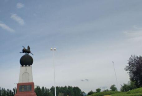 Yandaxuefu Square