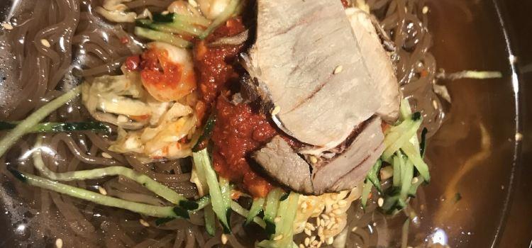 首邇韓食料理1
