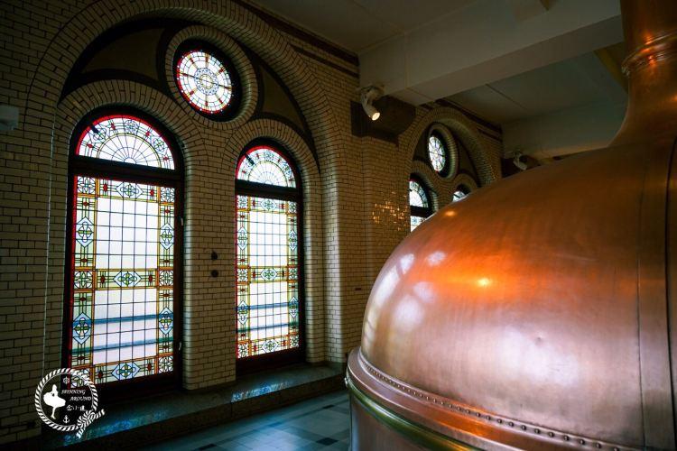 喜力啤酒博物館2
