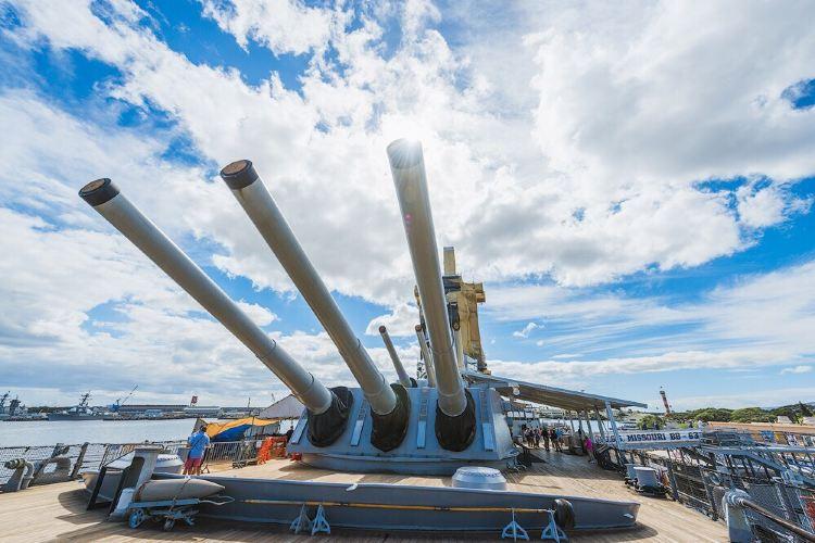 密蘇里號戰艦紀念館4