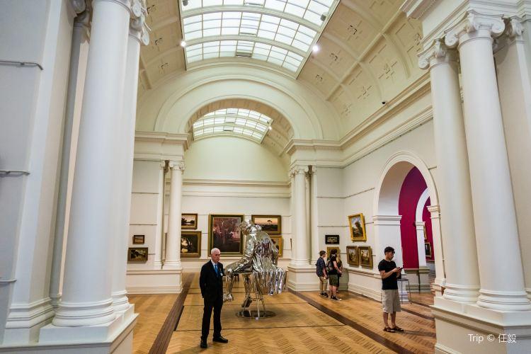 新南威爾斯美術館1