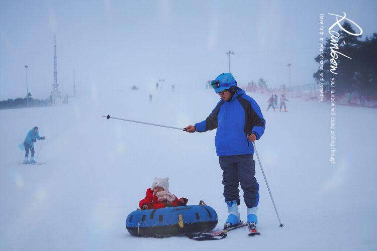 Shanglianggang Ski Resort3