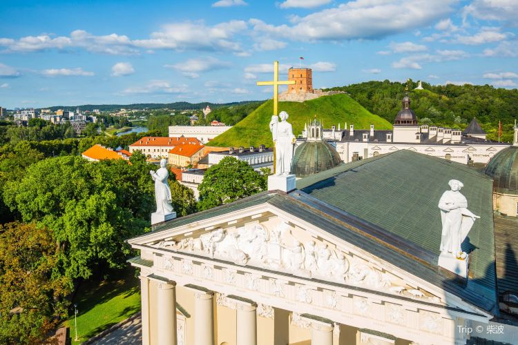 Vilnius Cathedral Basilica of Sts Stanislaus and Vladislaus1