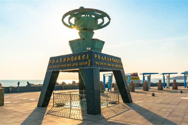 The Site of China Sea Level Datum3