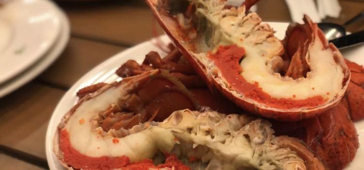 Pusing Public Seafood Restaurant, Seafood