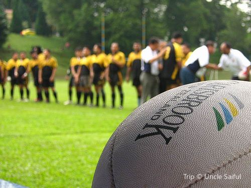 Choet Visser Rugby Museum2