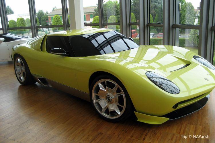 Museo Lamborghini3