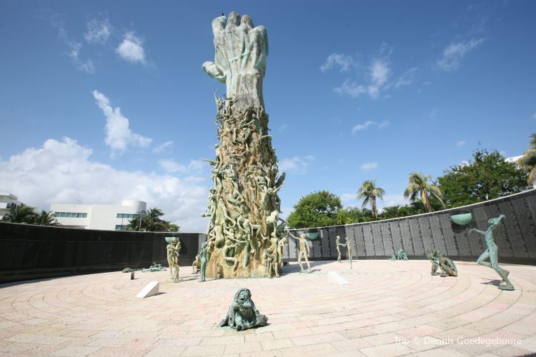 Holocaust Memorial Miami Beach4