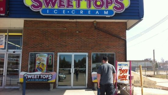 Sweet Tops Ice Cream