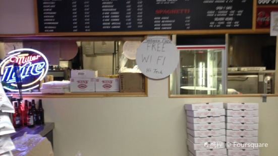 Sandwich Pizza House