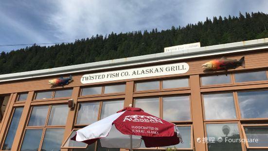 Twisted Fish Company Alaskan Grill