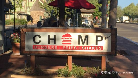 Chomp Burgers Fries and Shakes