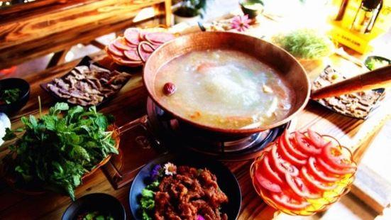 老麗江銅牛鍋