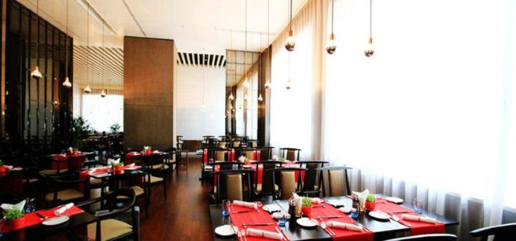 百府悅酒店絲綢之路西餐廳1