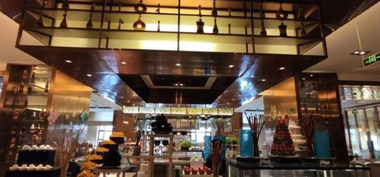 深業麗笙酒店餐廳3