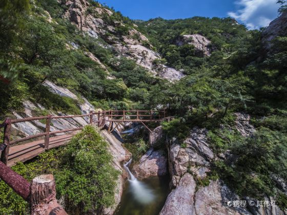 神潭大峽谷