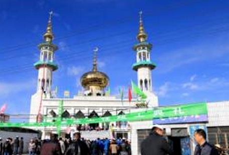 Wulanhua Mosque
