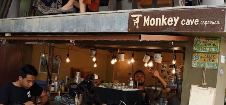 Monkey Cave Espresso Ubud1