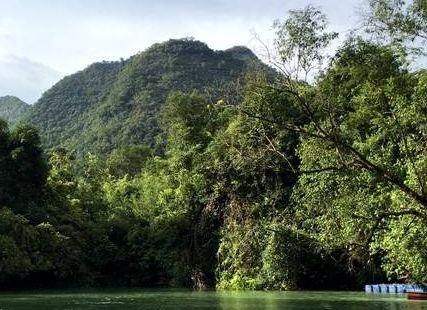 鴛鴦湖風景區
