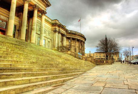 利物浦中央圖書館