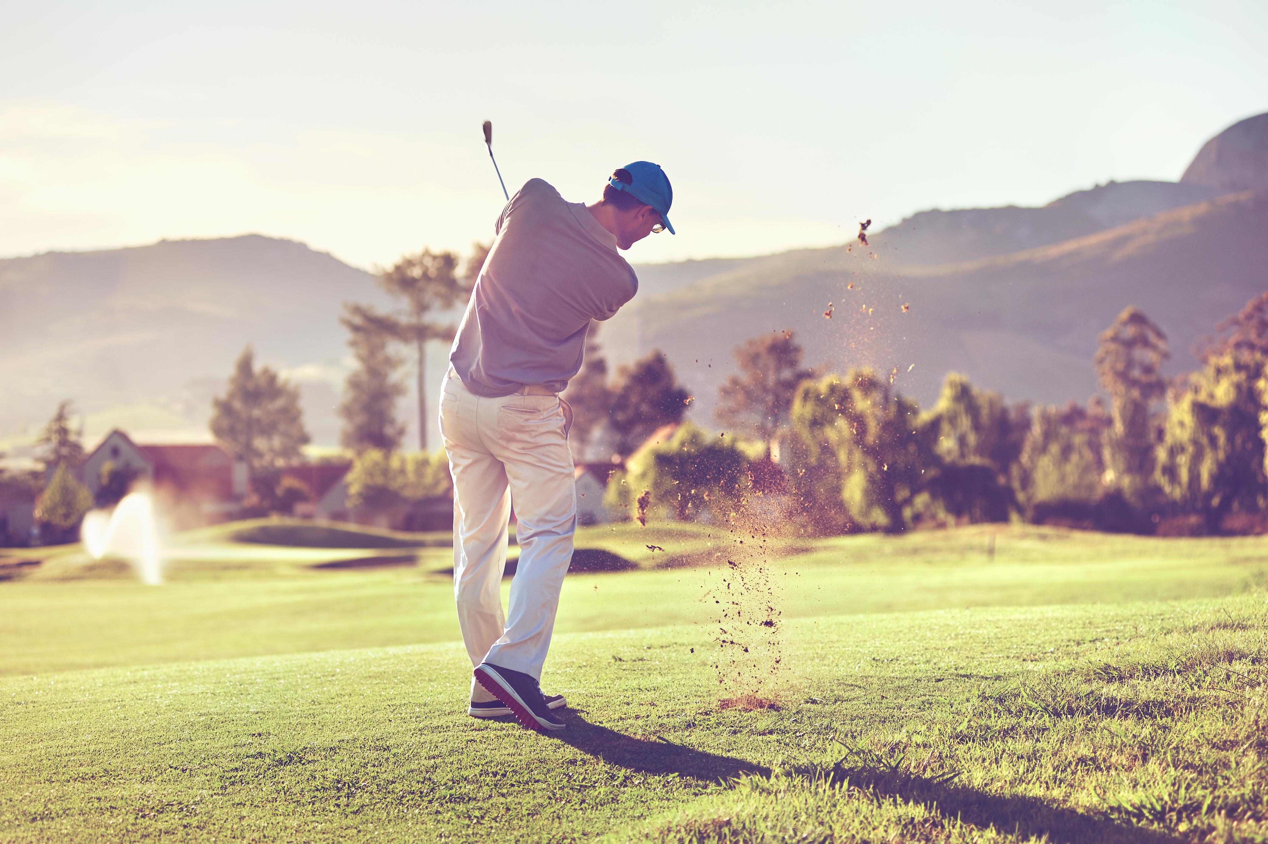 주룽산 장군 골프클럽