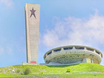 保加利亞飛碟紀念碑