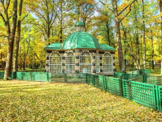 Park And Gardens of Peterhof
