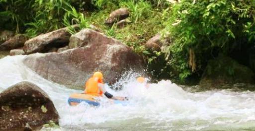 Jiulong Pond Drift