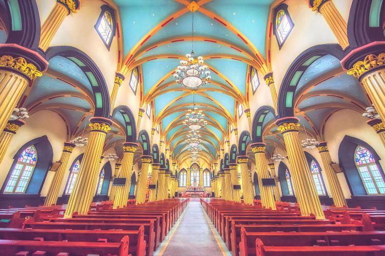 판촨푸 천주교 성당