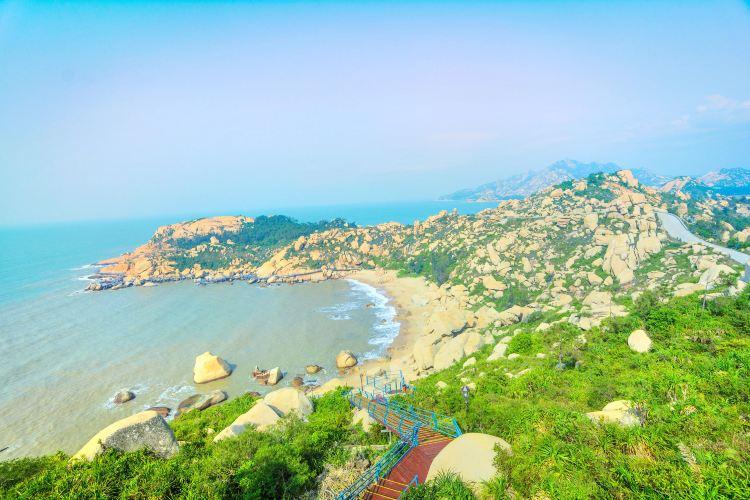 Naqing Peninsula Geological Ocean Park1
