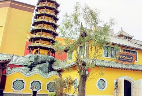 Juezhanjin Mountain Temple