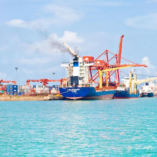 Port of Sihanoukville