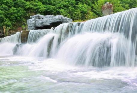 Nanpuxi Scenic Area