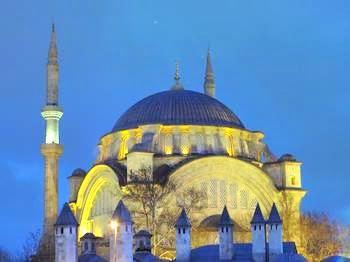 奴魯奧斯瑪尼耶清真寺