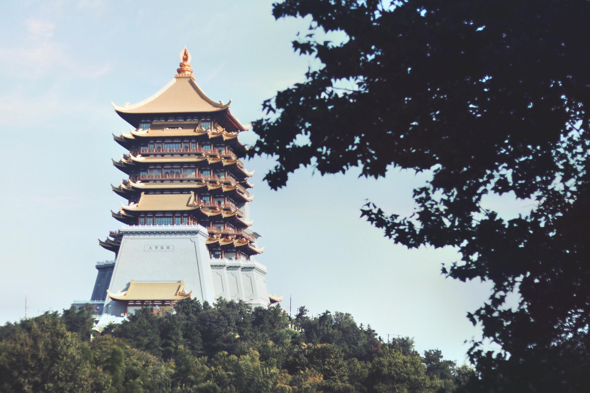 Dongfang Mountain Scenic Spot
