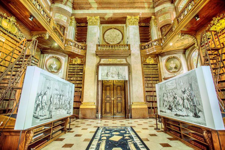 奧地利國立圖書館