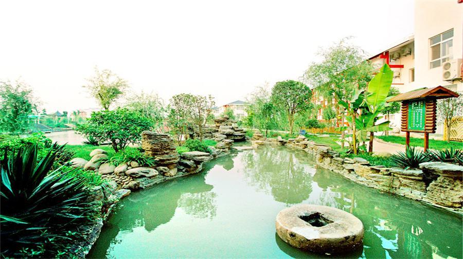 梁子島生態旅遊區