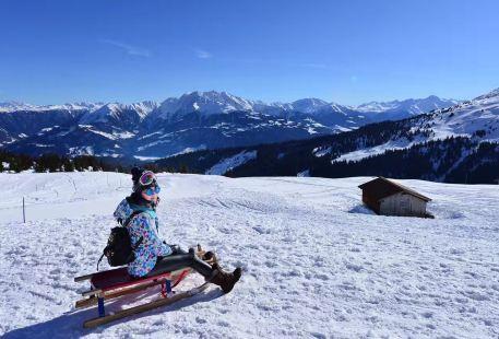 Flims Laax Falera Ski Resort