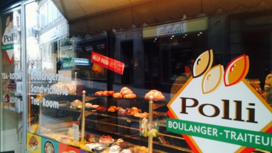 Boulangerie/Tea Room Polli