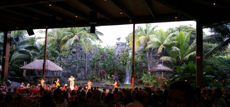 Alii Luau At The Polynesian Cultural Center2
