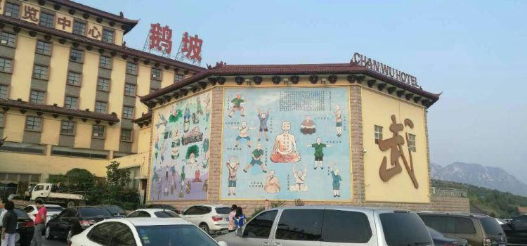 禪武大酒店中餐廳1