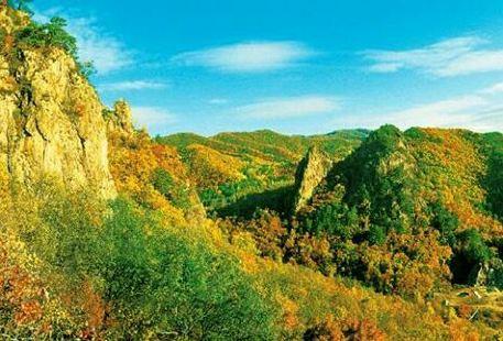 仙景台風景區