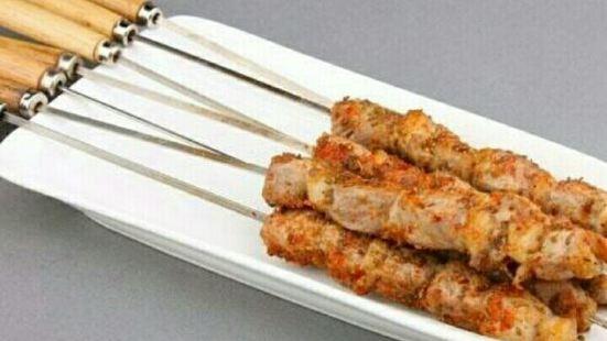 烤肉季羊肉串